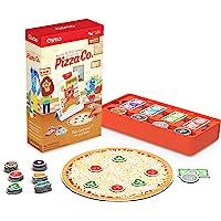 Osmo 披萨公司游戏-5至12岁-沟通技巧和数学-适用于iPad或Fire 平板电脑(需要Osmo 底座)