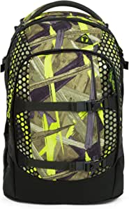 satch 包装学校背包48厘米 9H7 jungle lazer