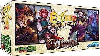 Level 99 游戏超越战斗系统 Red Horizon Satoshi 和 Mei-Lien 与 Baelkhor 和 Morathi 棋盘游戏