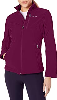 Arctix 女式 Bliss 软壳夹克,紫红色,M 码