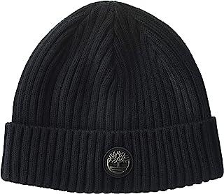Timberland 添柏岚男式罗纹手表帽,带标志板