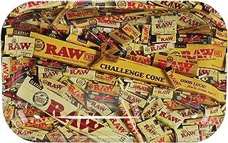 RAW 18604 Mix 迷你金属滚轮托盘18.0×12.5厘米,金属板