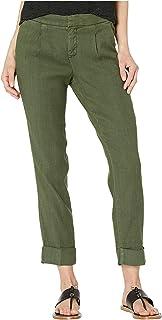 NYDJ 女士日常打褶及踝裤