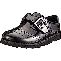Clarks 女童皇冠 Pride 乐福鞋