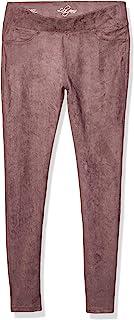 Lola Jeans 女士 Janice 麂皮裤