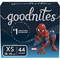 Goodnites 男童睡裤 Extra Small 44