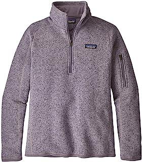 Patagonia 女式 Better Sweater 1/4 拉链 25617