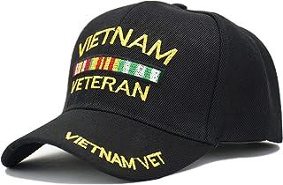Deewang 军装棒球帽*、*陆战队、越南老兵、二战退伍军人等