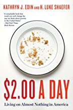 $2.00 a Day: Living on Almost Nothing in America (English Edition)