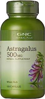 GNC 健安喜 Herbal Plus 黄芪 500 毫克