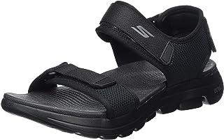 Skechers 斯凯奇 GO WALK 5 男士凉鞋
