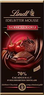 Lindt & Sprüngli Edelbitter Mousse Sauerkirsch-Chilli, 13 x 150 g