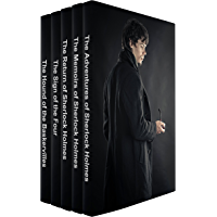 Sherlock Holmes Collection: The Complete Stories and Novels…