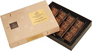 Godiva Chocolate 72 Percent Carrés Dark Chocolate, 180 g