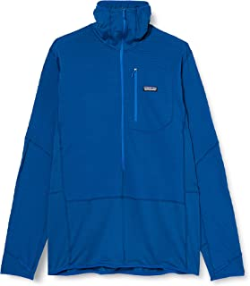Patagonia 男式 M's R1 P/O 连帽运动衫