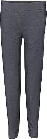 SLIM-SATION 女士九分裤