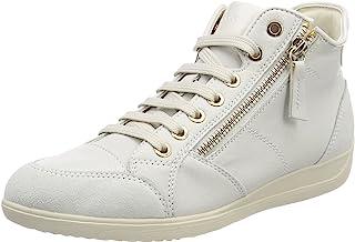 Geox 健乐士 D Myria C 女士高帮运动鞋