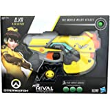 Overwatch NERF B.Va 特别版 D.Va Rival 玩具枪,带 3 个Rival Rounds