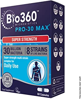 Natures Aid Pro-30 MAX 活性益生菌胶囊 60 粒