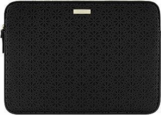 Kate Spade new york Saffiano Sleeve for Microsoft Surface Book - 穿孔黑色 (KSSP-007-PBLK)