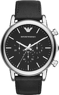 Emporio Armani Men's Chronograph Watch with Quartz Movement