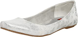 BC Footwear 女士柠檬酸金属平底鞋