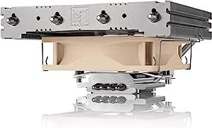 Noctua NH-L12 Ghost S1版高级低调CPU散热器 静音92mm PWM风扇(棕色)