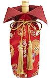 Kensuisya 日本金色锦缎酒瓶盖高级系列(Sho-chiku-bai 和 Snow)