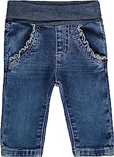 Steiff 女婴牛仔裤,蓝色, 个月