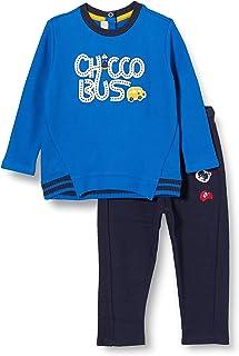 Chicco 婴儿男孩 Completino Camicetta + Pantaloni Lunghi 套装裙套装