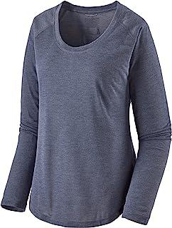 Patagonia 女士 W's L/S Cap Cool Trail 长袖衬衫