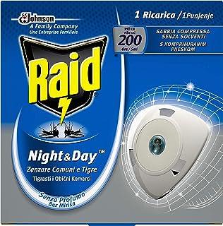 Raid Night & Day 补充包装 – 电动蚊防护 – 1 个补充包