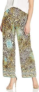 ECI New York 女式动物印花针织套裤