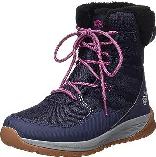 Jack Wolfskin 中性儿童 Polar Wolf Texapore High K 雪地靴