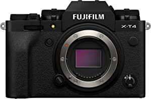 FUJIFILM 富士 X-T4 系统摄像头