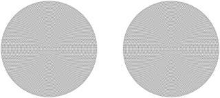 Sonos 天花板扬声器 – Sonance 一对建筑扬声器 适用于环境聆听