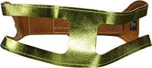 ChokeFree 宠物肩领,71.12 厘米,金属绿