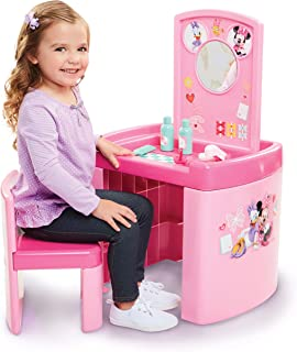 Pretend N' Play 活动桌套装,带一把椅子 24 months to 72 months 米妮老鼠 粉红色