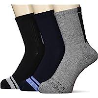 PUMA 彪马 3双装袜子 短袜 脚底绒毛 男士 2822357