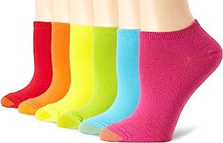 Gold Toe 女式 6 双装针织衬里袜