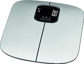 ProfiCare PC-PW 3006 FA 7合1电子不锈钢体重秤用于体重、身体油脂含量、水量、肌肉量、骨量、卡路里需求、BMI