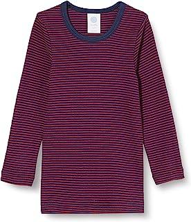 Sanetta 男孩长袖衬衫 Nordic Blue 内衣