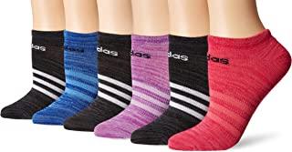 adidas 女式超轻隐形袜6件装