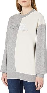 KARL LAGERFELD 女式中性款休闲运动衫