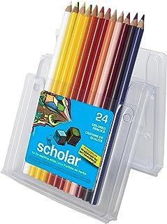 Prismacolor 套裝木質彩色鉛筆 彩色鉛筆 24包 混色