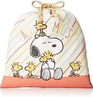 SNOOPY 布袋 M 棉质绗缝