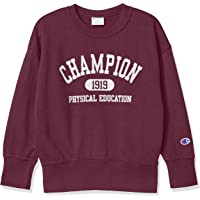 Champion 圆领运动衫 CS6349 儿童