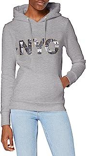 Superdry 极度干燥 女士 Vl NYC 照片连帽运动衫