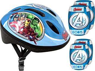 Stamp AV299507 复仇者头盔 + 自行车护膝和护肘