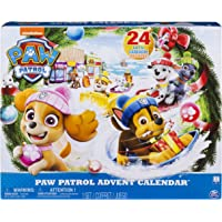 Paw Patrol 狗狗巡逻队冒险日历,带 24 个可收藏的塑料人物